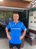 Цанко Стоичков взе за мезе брат си, кефи се на екип на любимия Левски (СНИМКА)