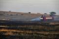 Обезщетяват пострадалите от пожарите в Хасковско фермери