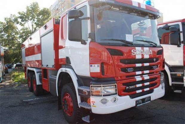 Голям пожар избухна край Околовръстното на Пловдив