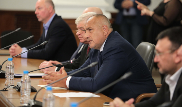 Осман Октай:  Бойко Борисов е обречен, искат да го детронират