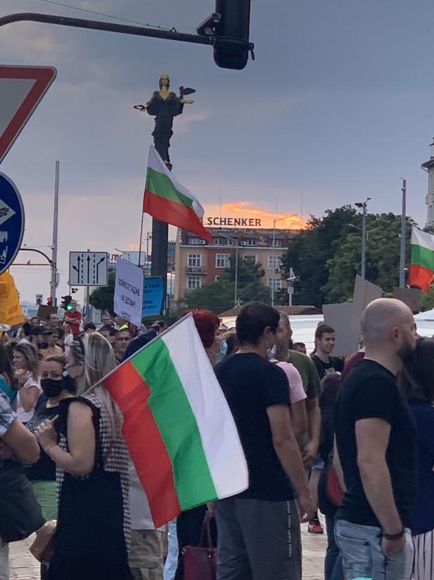 Протестиращи са блокирали международен път Е-79 към Гърция