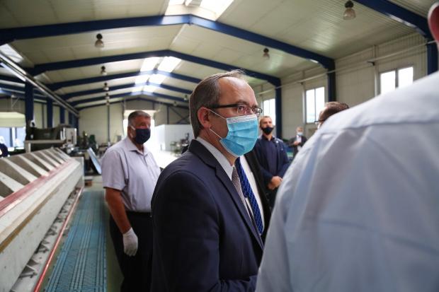 Премиерът на Косово Авдула Хоти заяви, че пробата му за