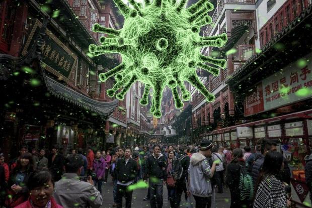 Само около 10% от хората са претърпели инфекция от коронавирус.