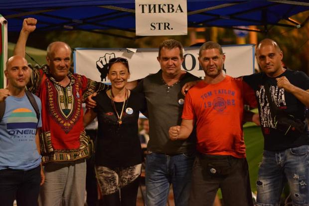 Лидерът на една от най-активните организации в протестите - Георги