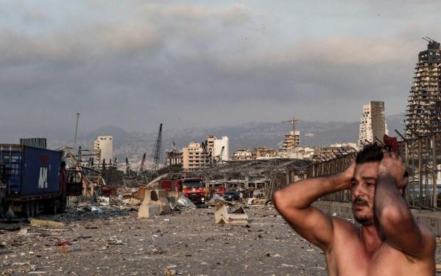 Във вторник столицата на Ливан Бейрут бе разтърсена от най-тежката