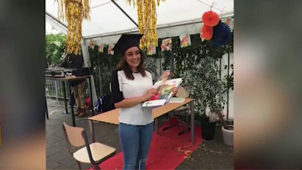 Браво! Наша ромка стана ученичка №1 на 2020 година в Нидерландия