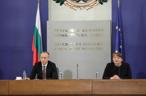 Министърът на труда и социалната политика Деница Сачева заяви, че