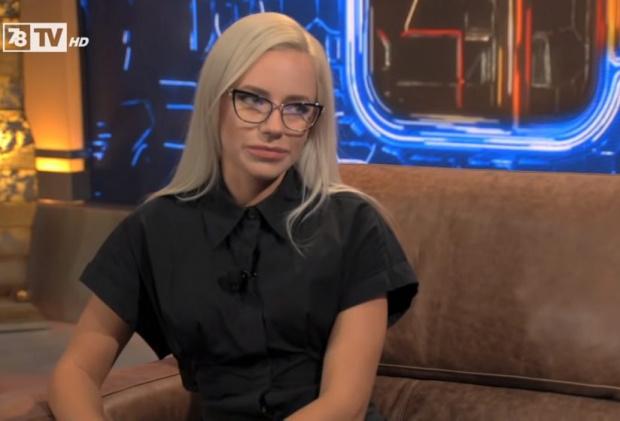 Психоложката Лилия Стефанова, която в последно време работи в телевизията