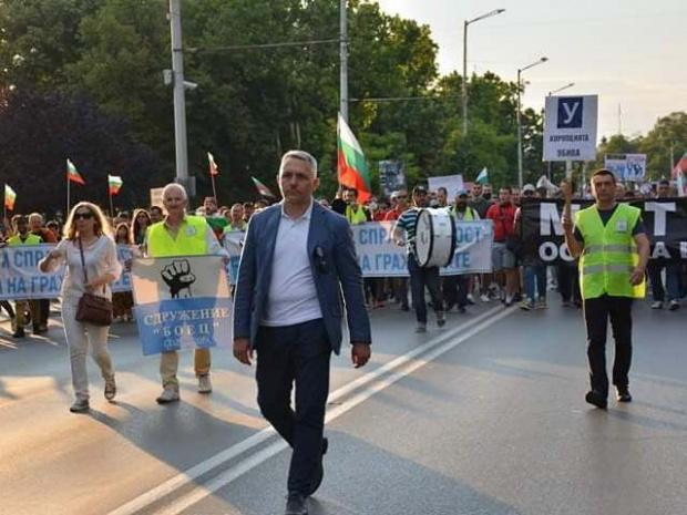 В 37-ия ден на протести остава блокадата на кръстовищата на