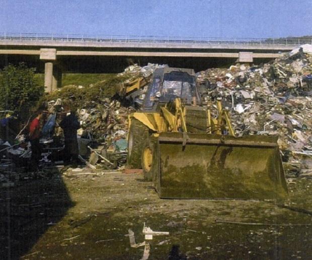 """""""Балканфарма-Дупница"""" започва разчистване на отпадъци под моста на магистрала """"Струма"""""""