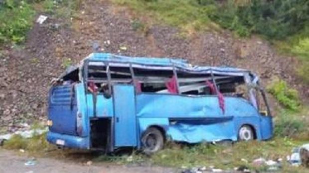 Две години от жестоката автобусна катастрофа край Своге