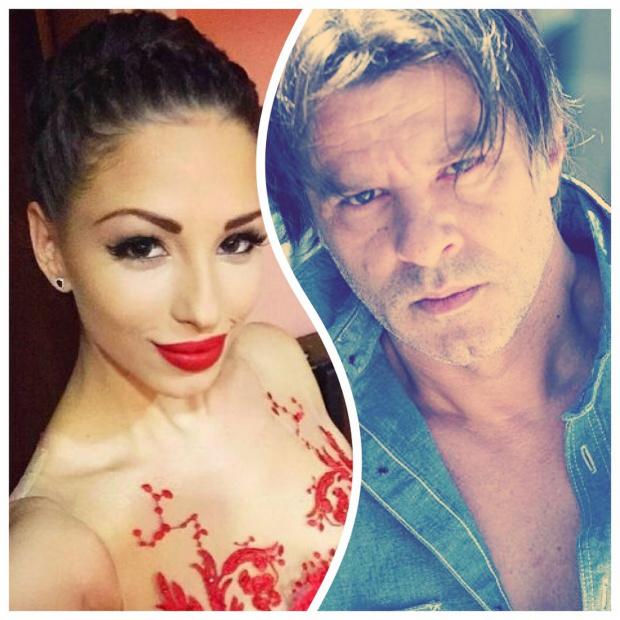 Куката и грацията Цвети Стоянова крият любовта си, но тя е факт! Актьорът дори си татуира името й