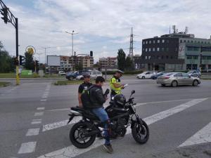 Пътна полиция с нова акция срещу нарушители – шофьори, велосипедисти и пешеходци