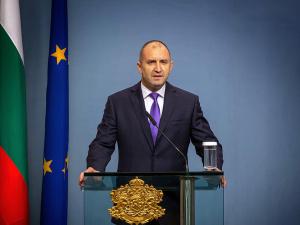 Радев: Налагам вето върху промените в Изборния кодекс, с тях властта цели служебна победа на изборите