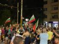 Без напрежение премина 73-та вечер на протести в София