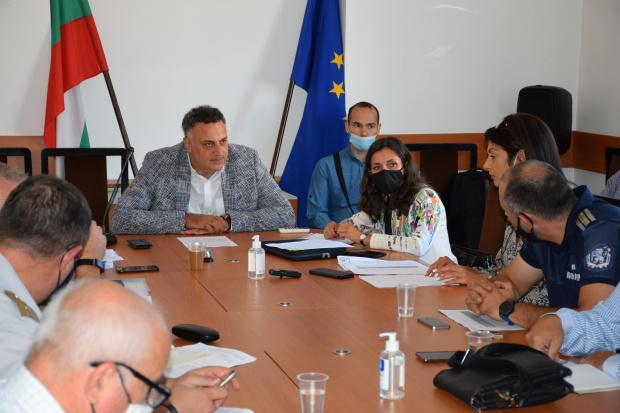 С близо 20% са намалели катастрофите в региона на Черноморието през активния летен сезон