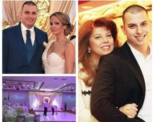 Вицепрезидентът Йотова вдигна пищна сватба за сина си, масрафът - над 100 000 лева (СНИМКИ)