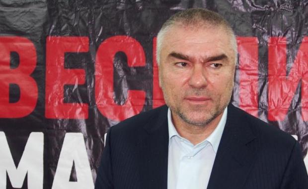 """Лидерът на """"Воля"""" и зам.-председател на 44-ото Народно събрание Веселин"""