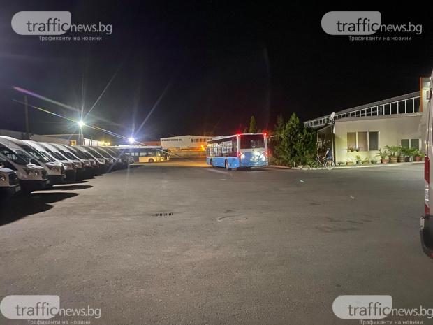 Кондукторка в градския транспорт в Пловдив бе премазана до смърт от рейс, шофьорът дори не разбрал