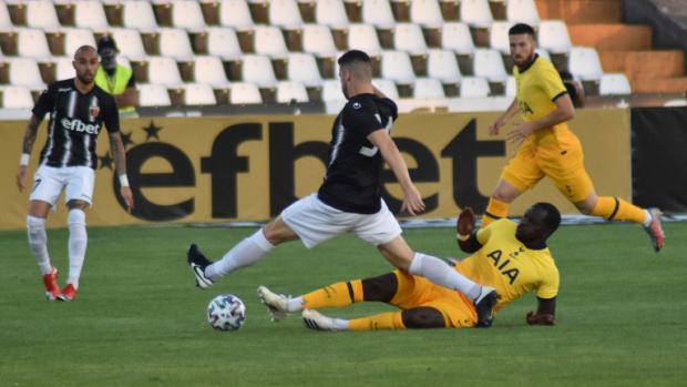 Локомотив Пловдив загуби от Тотнъм с1:2в мач от втория квалификационен