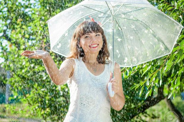 Вадете чадърите, в отделни райони на страната ще превалява