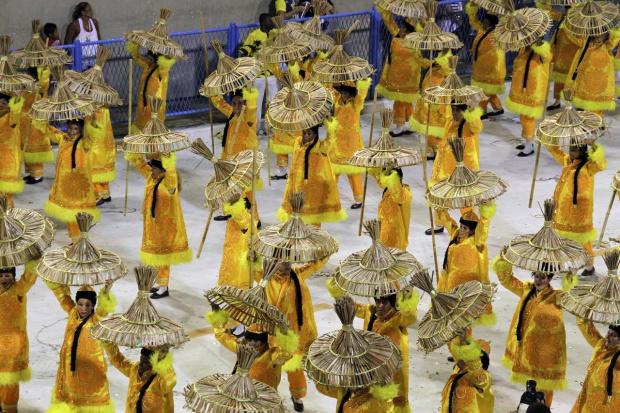 Без карнавал в Рио през февруари