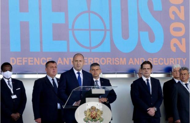 Българската държава да подкрепя отбранителната индустрия чрез създаване на подходяща