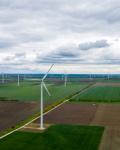 Най-големият вятърен парк в България за 10 години работа спести на България близо 2,6 млн. тона въглеродни емисии
