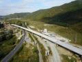 """В заключителен етап е изграждането на платното за София на виадукта при тунел """"Железница"""" на """"Струма"""""""