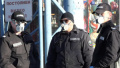 Протест на полицаите в Кърджали