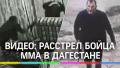 ВИДЕО: Убиха известен ММА боец като куче посред бял ден с откос от Калашников