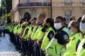 Терзийски обеща на полицаите 10% по-големи заплати догодина