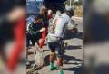 Колоездач падна върху кактуси и изпита невиждан ужас ВИДЕО