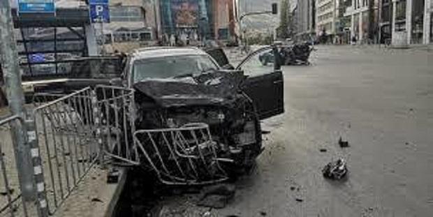 Разследването приключи, Кристиан Николов се врязал в колата на Милен Цветков с 99 км/ч