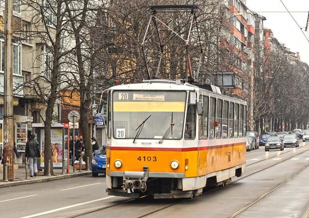 """Започва масирана акция """"Маска"""" в градския транспорт в София"""