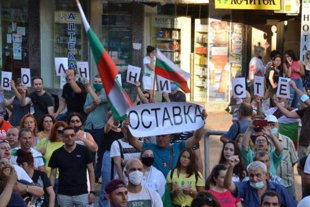 Политолог: Протестиращите са хора, които искат промяна, те просто не искат това Народно събрание