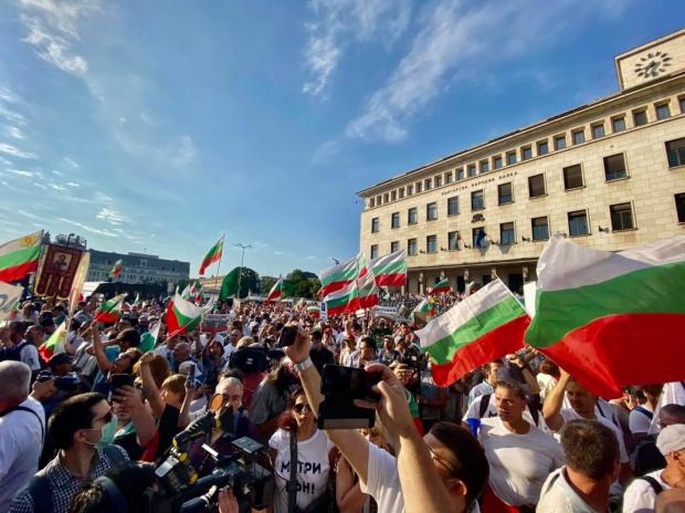 Ден 101 на протеста: Без повече въстания,но се очакват изненади