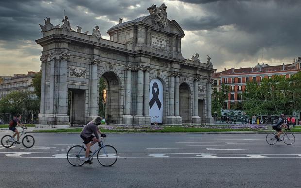 Испания първа в Европа прескочи границата от 1 млн. заразени с COVID-19