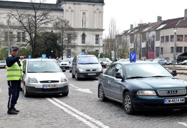 Автоинструкторите няма да протестират днес в София