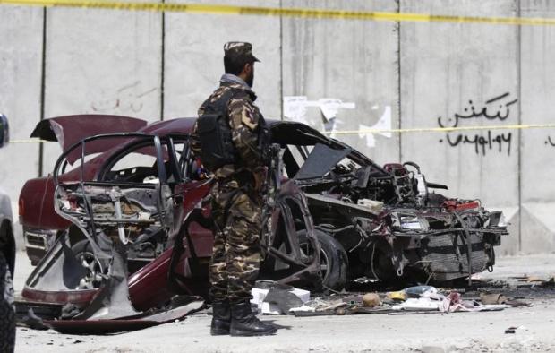 Атентат отне 9 живота в Афганистан