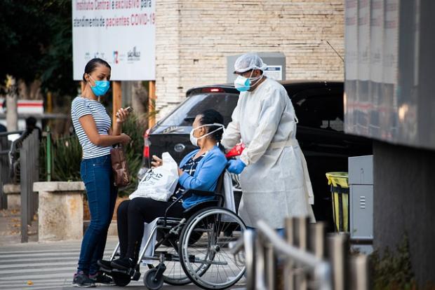 В борбата с КОВИД - Китай тества цял град