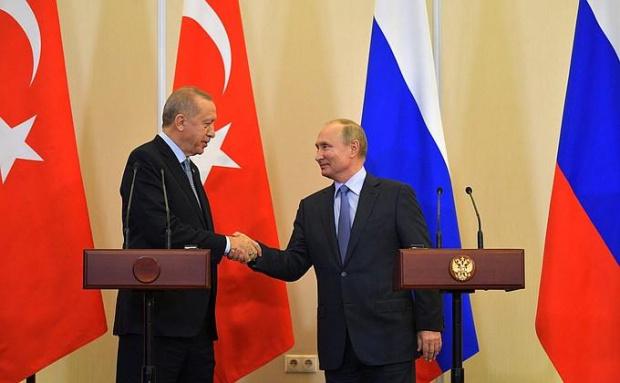 Путин: Джихадисти се бият в Нагорни Карабах