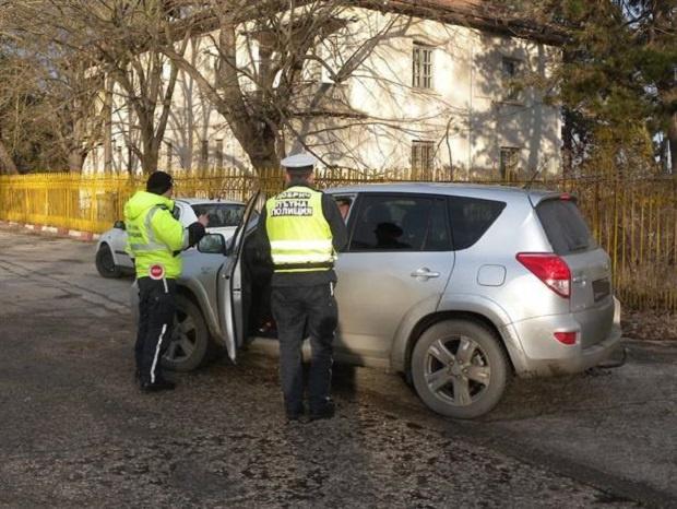 Акция срещу битовата престъпност в Разградско