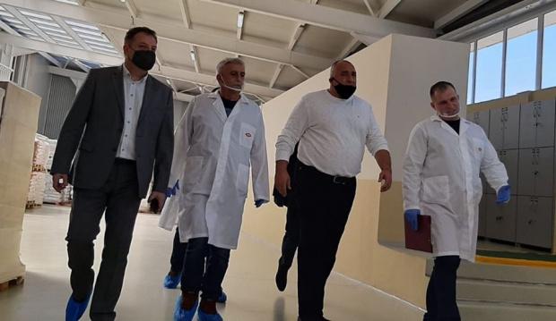 Снимка: Борисов: България е готова да помогне на Турция и Гърция след земетресението