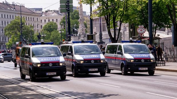 Арестуваха мъж, заподозрян за атентатите във Виена
