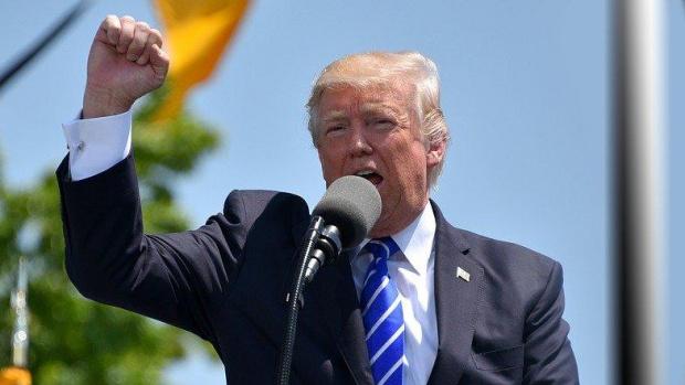 Доналд Тръмп заяви, че не изключва възможността съдът да е