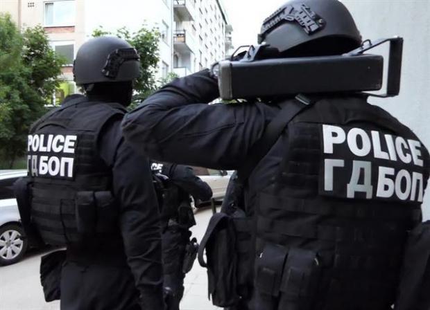 Спецакция в София, седем души са задържани