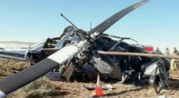 8 американци и европейци загинаха в Египет след падане на хеликоптер