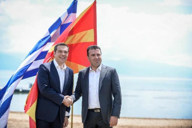 И Атина скочи на Скопие, иска цялостно изпълнение на Преспанското споразумение