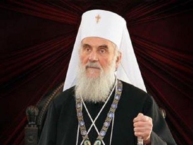 Сръбският патриарх Ириней почина на 90-годишна възраст от коронавирус, съобщават